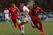 VCK U-19 châu Á: Thắng UAE, Myanmar dự giải U-20 thế giới