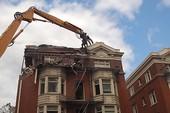 Người dân đã tự dỡ nhà xây không phép