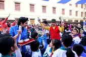 Chung tay xoa dịu nỗi đau da cam cho trẻ em Thái Bình