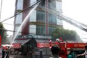 Cháy quán cà phê năm tầng