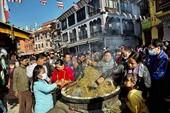 2 triệu dân Nepal đang cần nhu yếu phẩm