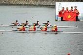 Tổng hợp ngày thi đấu 14-6 SEA Games 28: Ngày vàng của rowing