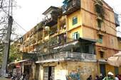 Hà Nội: Kiểm tra chung cư cũ sau vụ sập biệt thự cổ