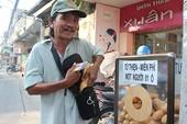 Tủ bánh mì miễn phí giữa Sài Gòn
