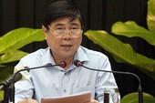 Chủ tịch UBND TP.HCM: 'Lòng tự trọng không cho phép chúng ta trì trệ'!