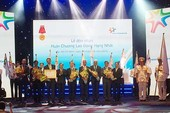 FrieslandCampina Việt Nam nhận huân chương Lao động hạng Nhất