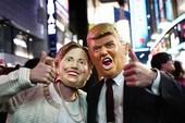 Bà Clinton giảm dần cách biệt với ông Trump