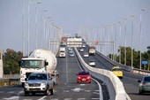 Xe máy được vào đường dẫn cao tốc Long Thành