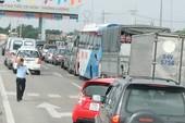 Kịch bản chống kẹt xe ở cao tốc dịp Tết