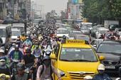 TP.HCM: Giải pháp mạnh giảm ùn tắc giao thông