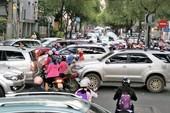 Thành phố có 37 điểm tắc giao thông
