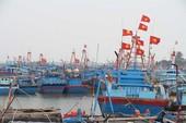 Tặng 3.000 cờ Tổ quốc cho ngư dân Quảng Ngãi