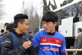 Đội Việt Nam và thuận lợi trước trận gặp Afghanistan