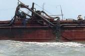 Nghệ An đề nghị Thanh Hóa dừng đổ thải xuống biển