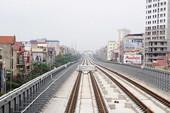 Đường ray Cát Linh - Hà Đông chưa khai thác đã gỉ sét
