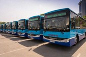Hà Nội thay hàng loạt xe buýt hiện đại, Wi-Fi miễn phí