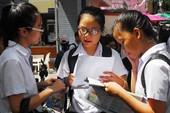 3 lưu ý 'cốt tử' cho 71.000 thí sinh thi lớp 10