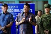 Ông Duterte nói không biết Mỹ giúp đánh khủng bố