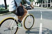 Đạp xe đi làm, công việc bớt căng thẳng