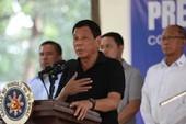 Philippines lên tiếng việc ông Duterte vắng bóng bí ẩn