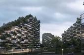 'Thành phố rừng' đầu tiên trên thế giới