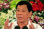 Ông Duterte muốn thiết quân luật hết năm đánh IS