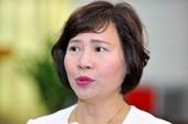 Đang xem xét đơn xin nghỉ việc của bà Kim Thoa