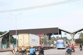 Trạm thu phí đường tránh Biên Hòa 'hạ nhiệt'
