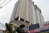 Chung cư Bảy Hiền: Tháo hàng trăm kiốt xây sai