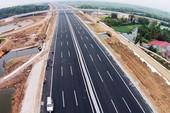 Chính phủ: Đầu tư cao tốc Bắc-Nam là cấp bách!