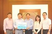 SASCO hỗ trợ người dân vùng bão Khánh Hòa 500triệu đồng