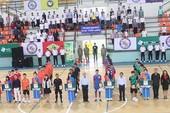 Khai mạc giải futsal sinh viên TP.HCM 2017