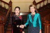 Chủ tịch Quốc hội gặp lãnh đạo bang Tây Australia