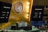 Mỹ sau 'cú sốc' tại Liên Hiệp Quốc