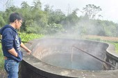 Dân nhấp nhổm bên dự án suối nước nóng bỏ hoang