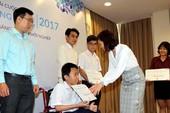 TP.HCM: Trao giải thưởng sáng kiến cộng đồng 2017