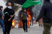 Thêm dầu vào chảo lửa Trung Đông
