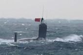 'Chân tướng' tàu ngầm Trung Quốc áp sát Senkaku