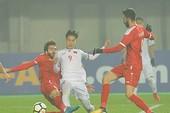 Hòa Syria, U-23 Việt Nam viết tiếp trang sử mới