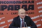 Bầu cử Nga: Tổng thống Putin nắm chắc phần thắng?