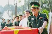 Truy điệu 6 liệt sĩ hy sinh trong Mậu Thân 1968