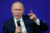'Danh sách Kremlin' chọc giận Nga, vì sao?