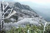 Có thể xảy ra băng giá tại Sơn La, Yên Bái