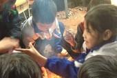 Hơn 8.000 HS miền núi Quảng Bình nghỉ học vì rét