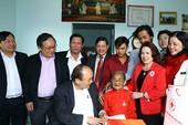 Thủ tướng thăm hỏi, chúc Tết đồng bào dân tộc