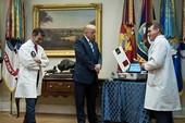 Người 'canh giữ' sức khỏe của tổng thống Mỹ