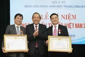 Phó Thủ tướng chúc mừng Ngày Thầy thuốc Việt Nam