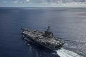 USS Carl Vinson - nước cờ chiến lược của Mỹ