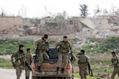Lực lượng Thổ Nhĩ Kỳ đã chiếm trọn TP Afrin