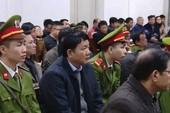 Hôm nay, ông Đinh La Thăng tiếp tục hầu tòa